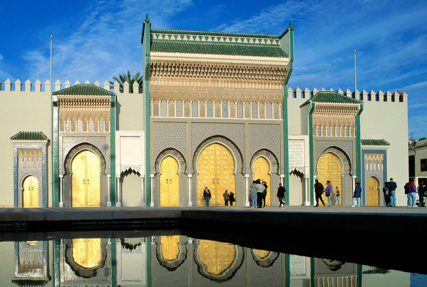 7 days tour from Fes to Marrakech and desert