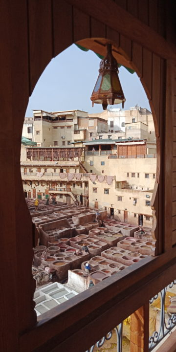 9 days tour from Fes to Marrakech through the desert
