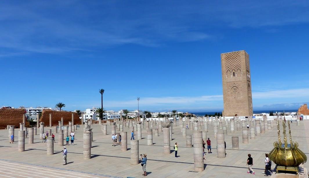 9 days trip from Rabat to desert