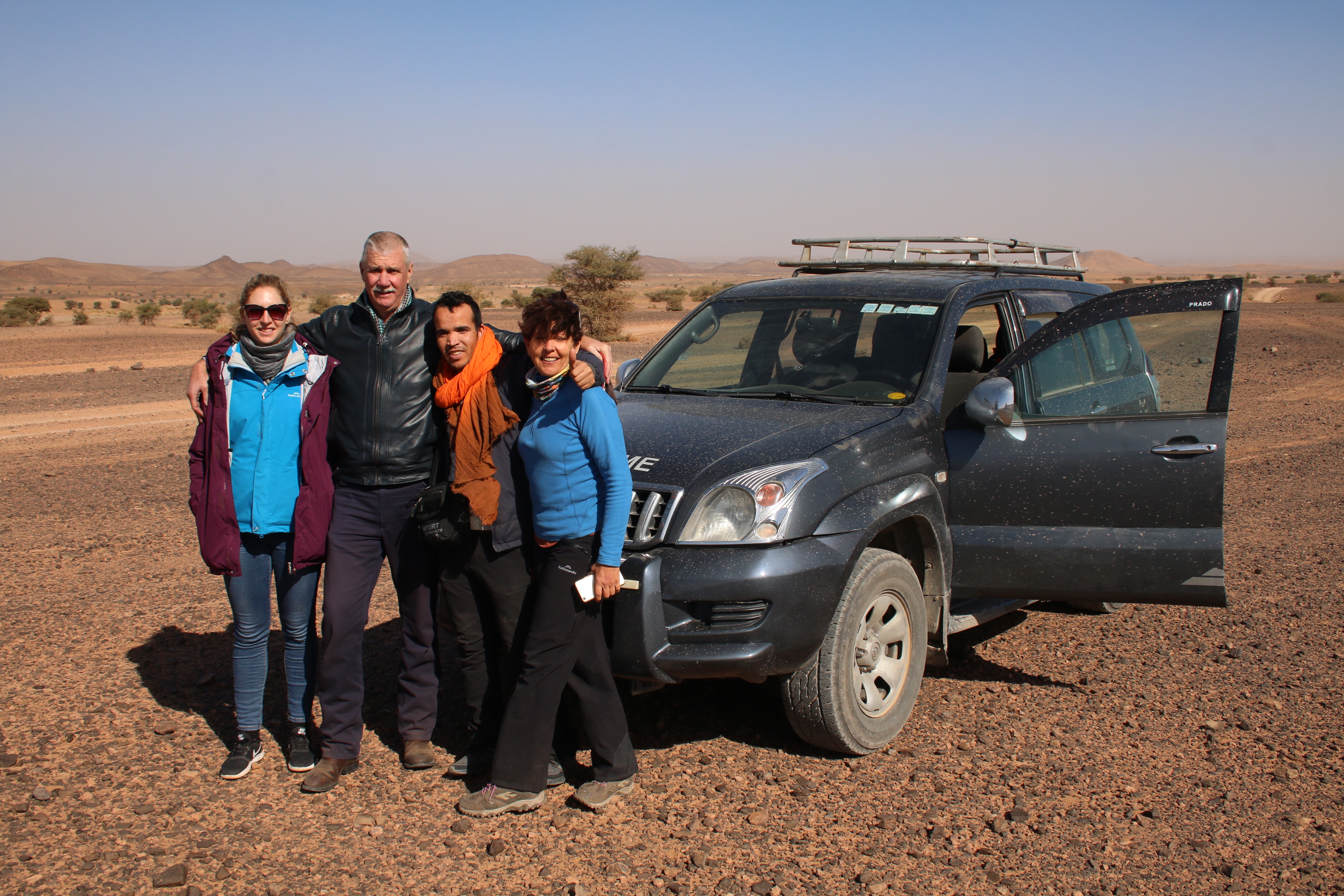 8 days From Fes to Marrakech through the Desert