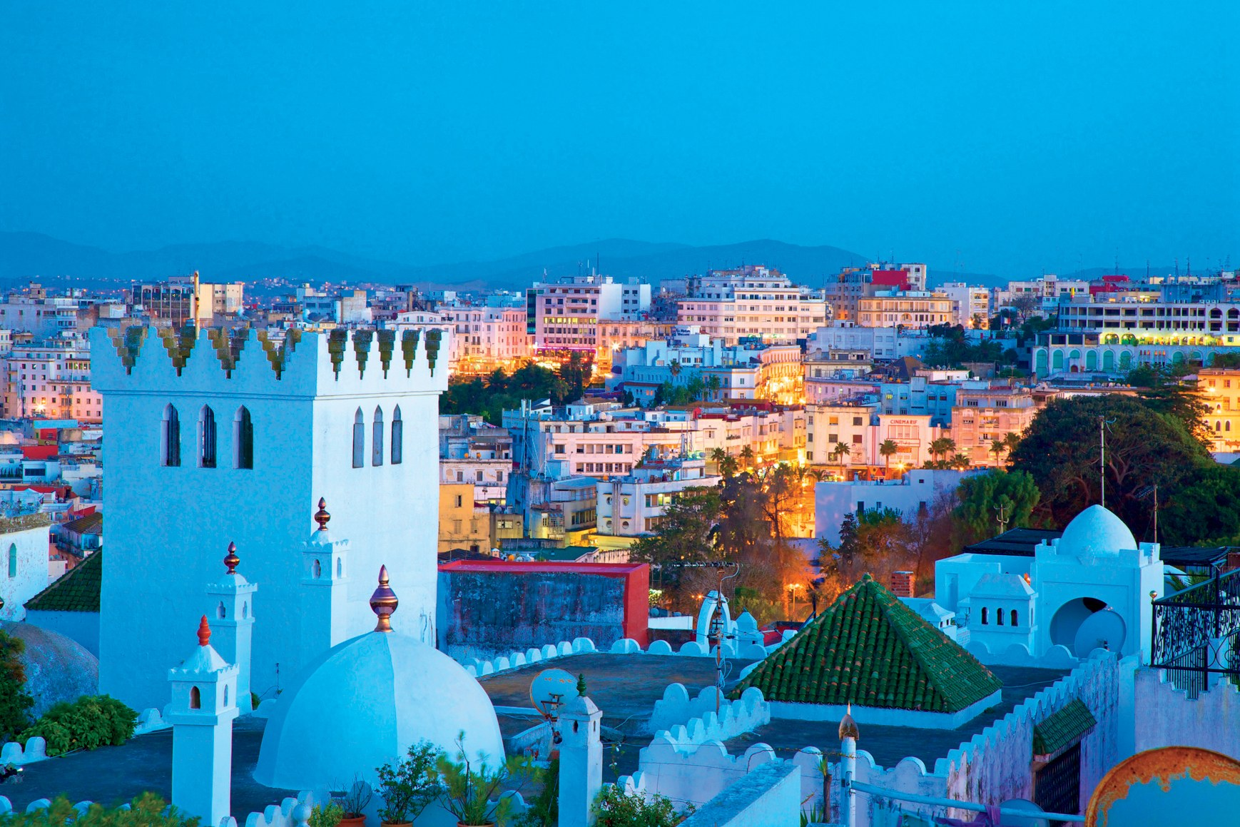14 days Tour from Tangier to Casablanca